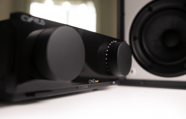 Cyrus ONE Cast Linear speakers